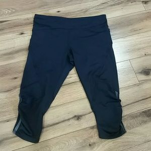 Lululemon Run Pace Crops